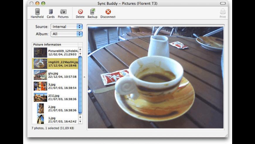Sync Buddy for Mac - review, screenshots