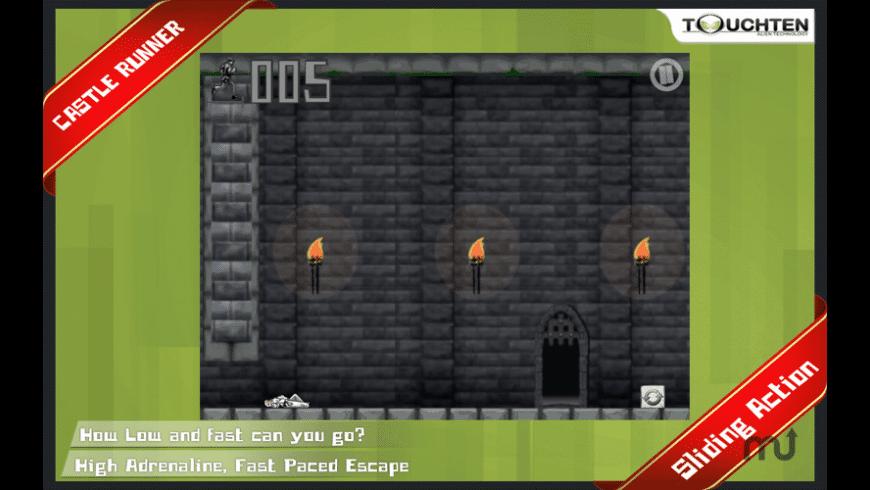 Castle Runner for Mac - review, screenshots