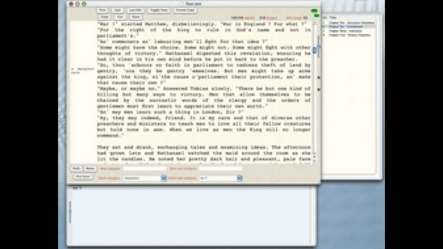 Manuscript for Mac - review, screenshots