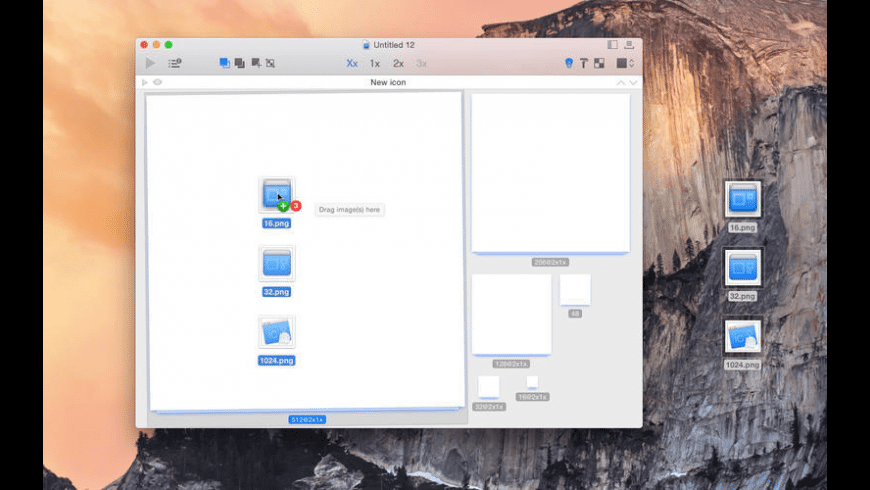 Icon Slate for Mac - review, screenshots