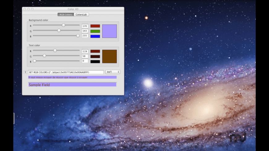 4DiTools for Mac - review, screenshots