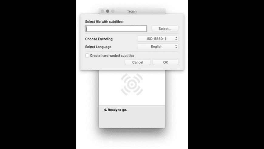 Tegan for Mac - review, screenshots