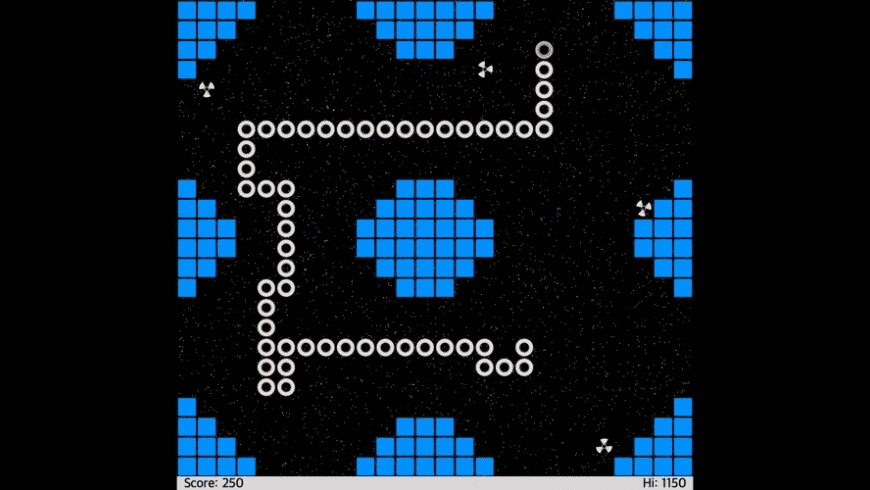 Classic Snake for Mac - review, screenshots