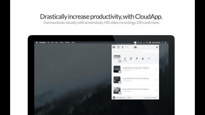 CloudApp (Pro) for Mac - review, screenshots