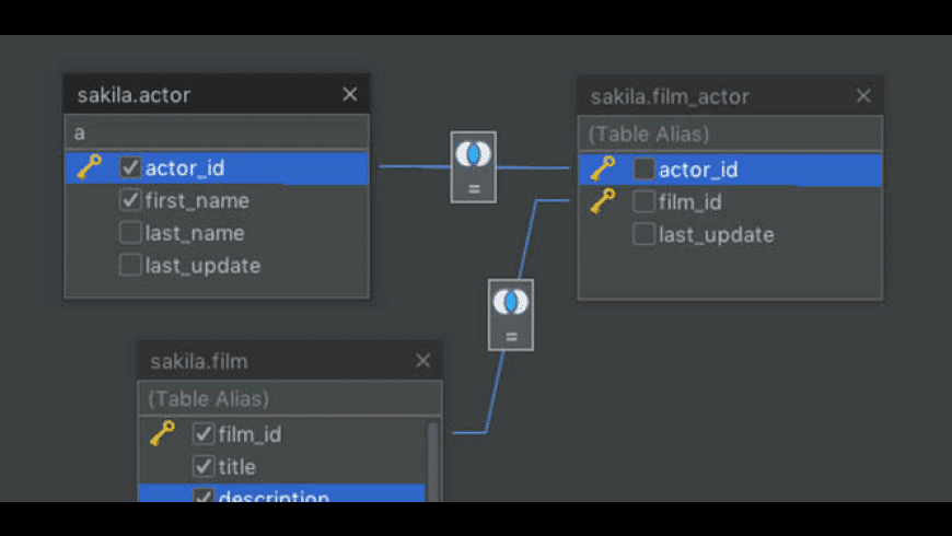 DbVisualizer for Mac - review, screenshots