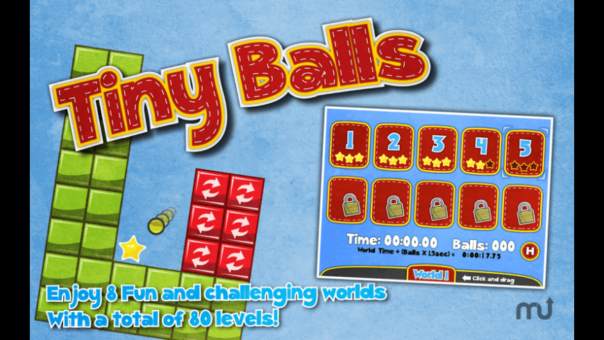 Tiny Balls for Mac - review, screenshots