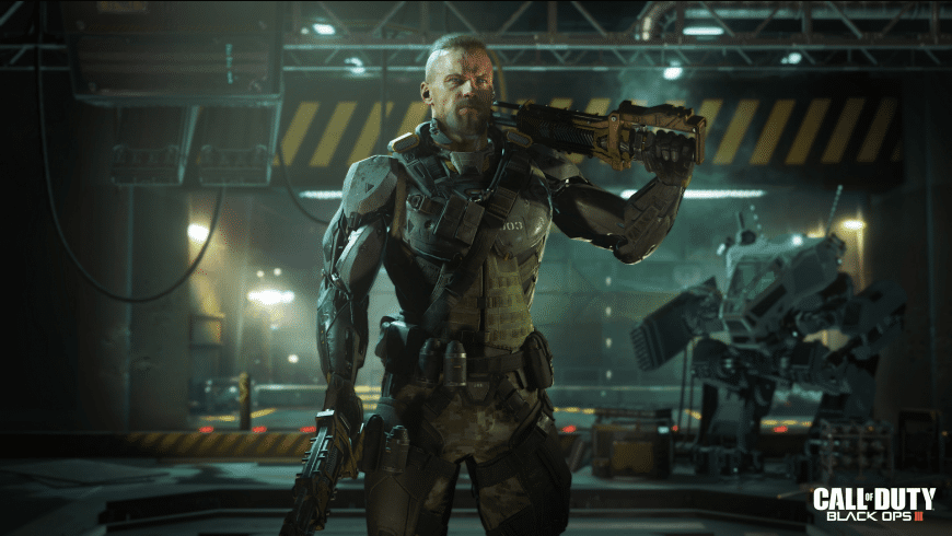 Call of Duty: Black Ops III for Mac - review, screenshots