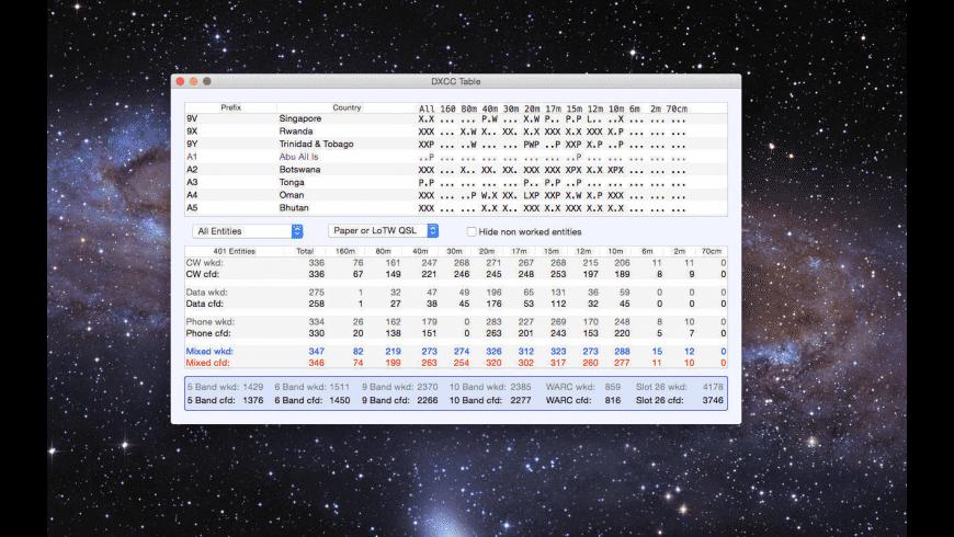 RUMlogNG for Mac - review, screenshots