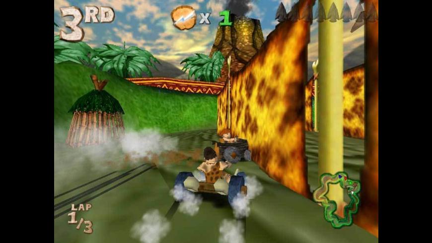 Cro-Mag Rally for Mac - review, screenshots