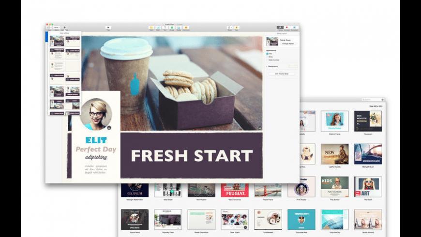 Presentation Expert for Mac - review, screenshots