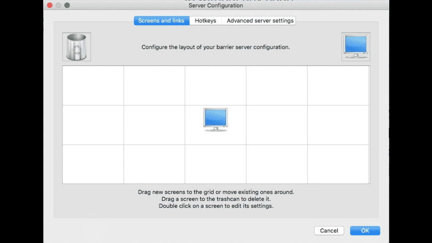 Barrier for Mac - review, screenshots
