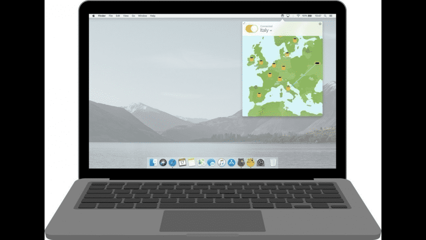 TunnelBear for Mac - review, screenshots