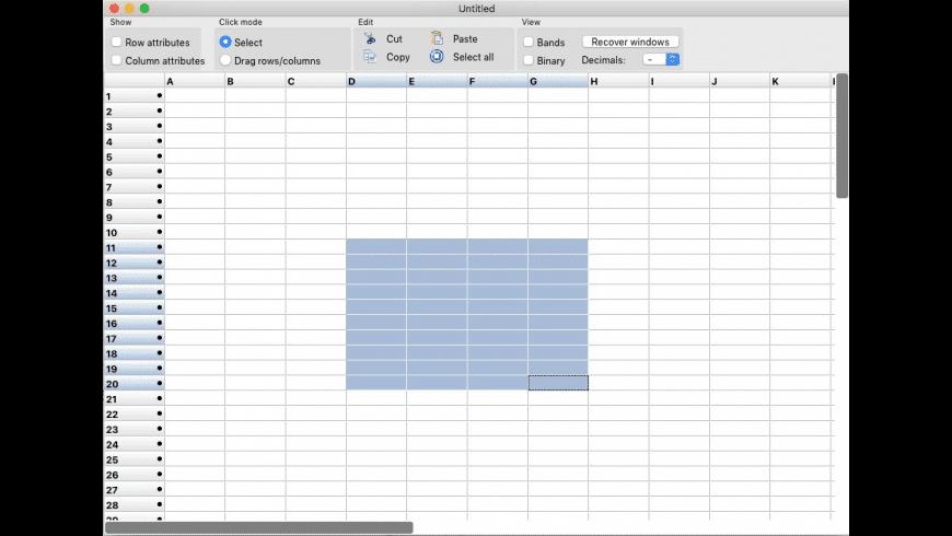 Past for Mac - review, screenshots