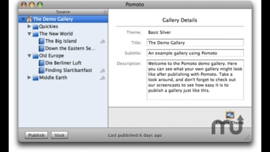 Pomoto for Mac - review, screenshots