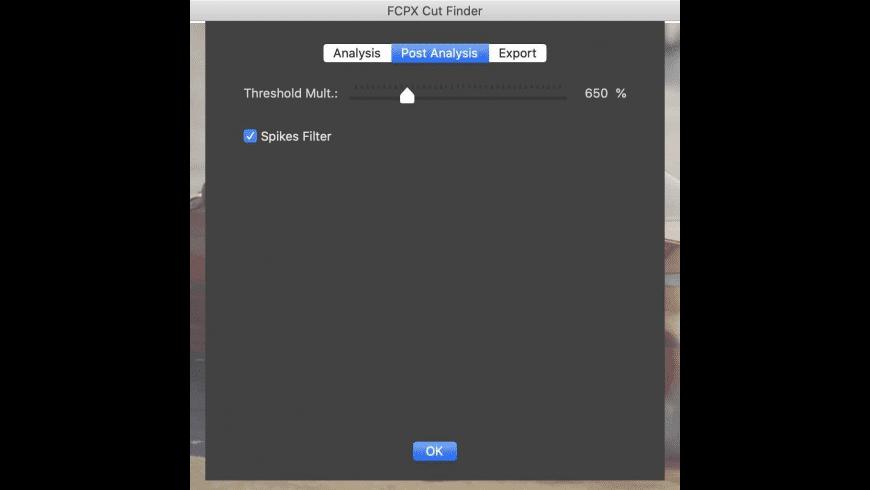 FCPX Cut Finder for Mac - review, screenshots