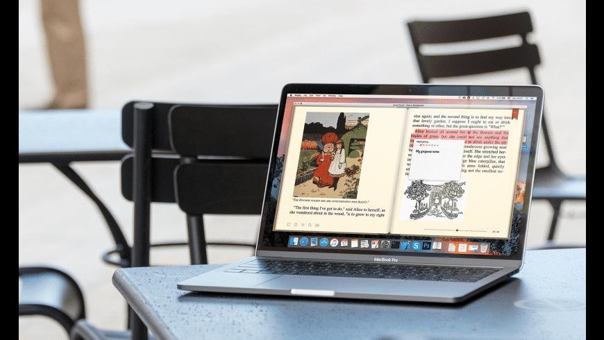 BookReader for Mac - review, screenshots