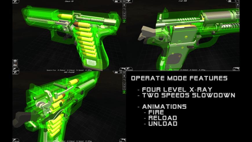 Gun Disassembly 2. Volume 1 for Mac - review, screenshots
