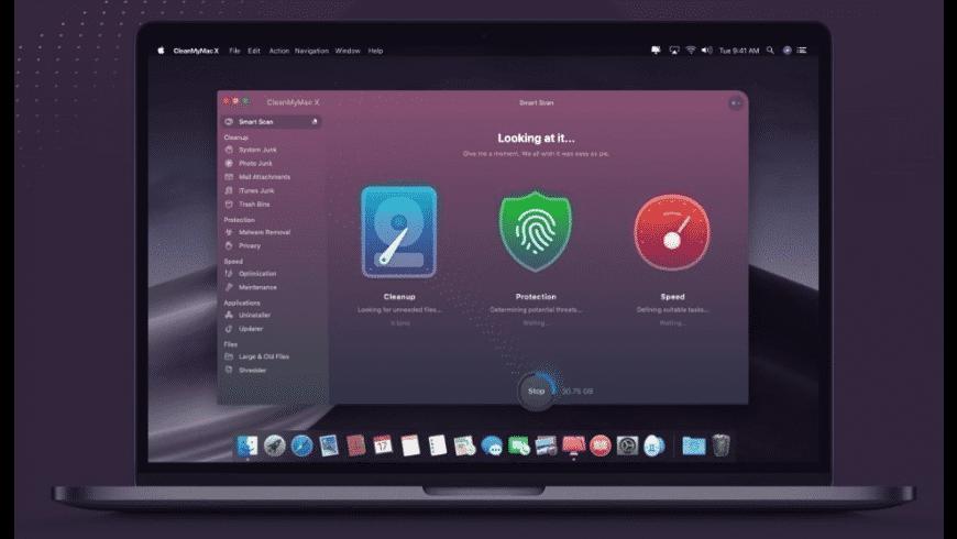 CleanMyMac X for Mac - review, screenshots