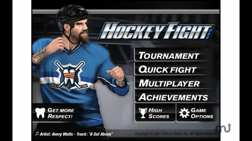 Hockey Fight Pro for Mac - review, screenshots
