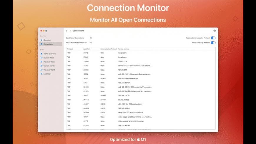 NetWorker Pro for Mac - review, screenshots
