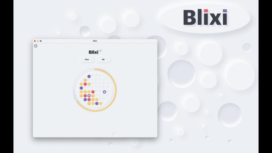Blixi for Mac - review, screenshots