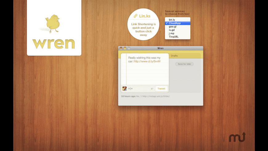 Wren for Mac - review, screenshots