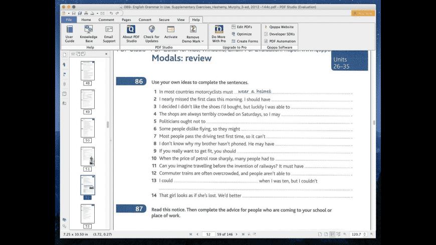 PDF Studio Pro for Mac - review, screenshots