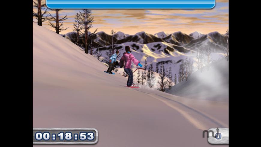Slope Rider for Mac - review, screenshots
