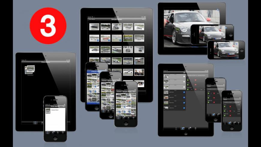 MyPicServer for Mac - review, screenshots