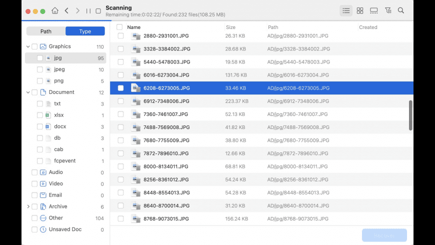 Donemax Data Recovery for Mac - review, screenshots