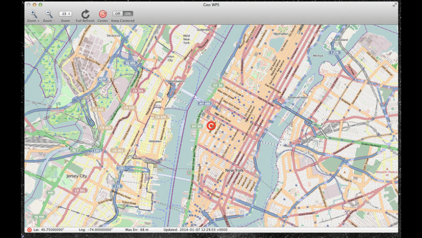Geo WPS for Mac - review, screenshots