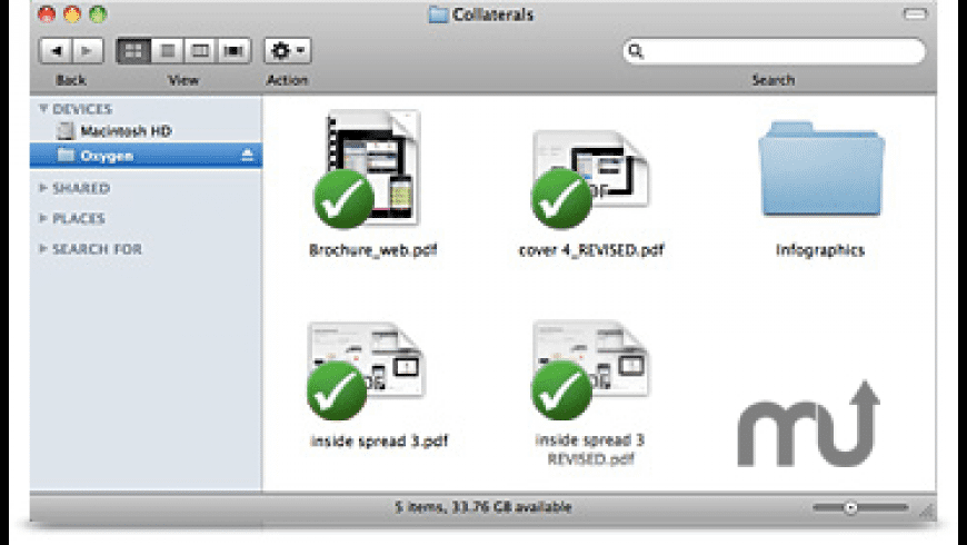 Oxygen for Mac - review, screenshots