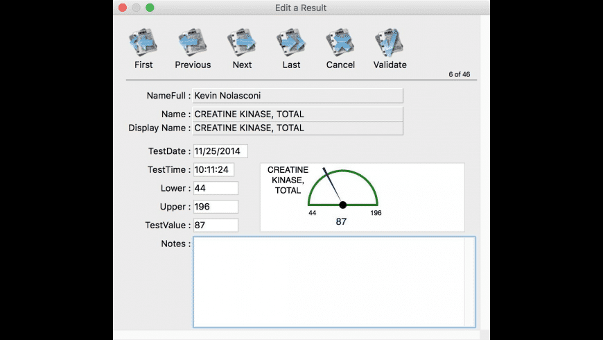 TestView for Mac - review, screenshots