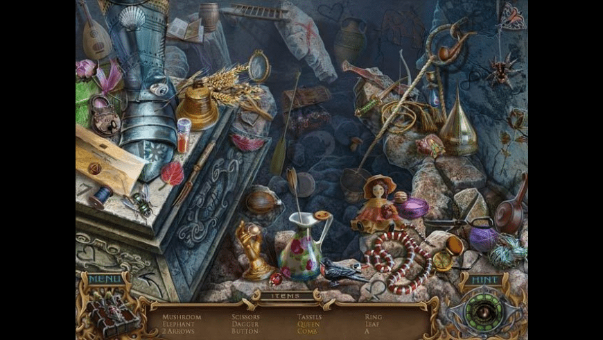Spirits of Mystery: Amber Maiden Collector's Edition for Mac - review, screenshots