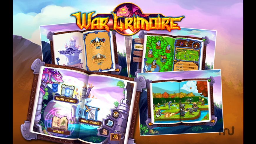 War Grimoire for Mac - review, screenshots