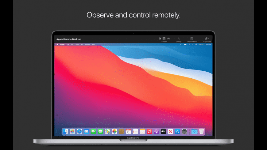 Apple Remote Desktop for Mac - review, screenshots