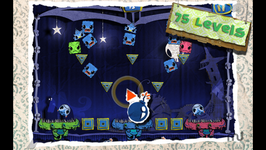 Paper Munchers for Mac - review, screenshots