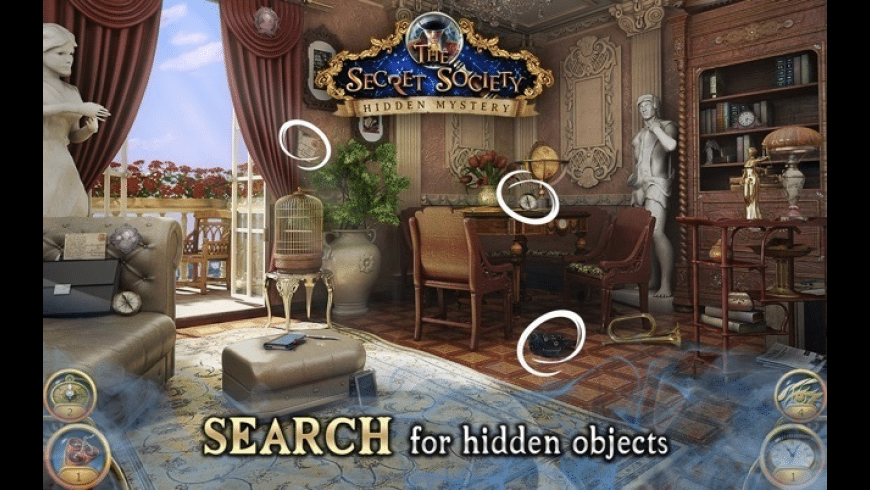 The Secret Society for Mac - review, screenshots