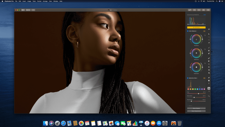 Pixelmator Pro for Mac - review, screenshots
