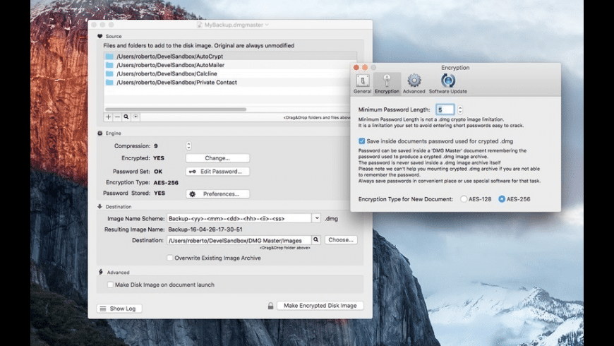 DMG Master for Mac - review, screenshots