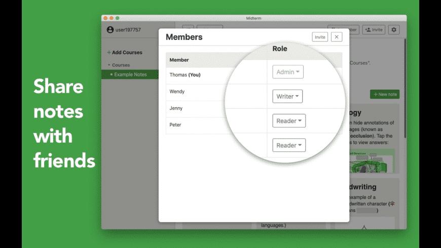 Midterm for Mac - review, screenshots
