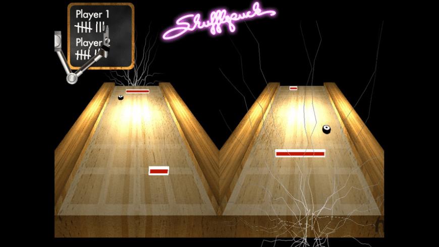 Shufflepuck for Mac - review, screenshots