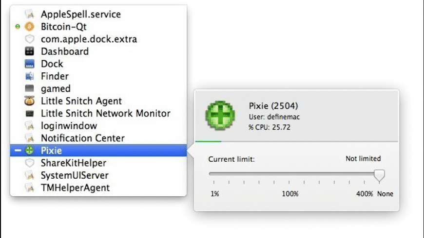 AppPolice for Mac - review, screenshots