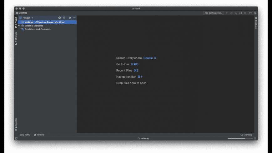 PhpStorm for Mac - review, screenshots