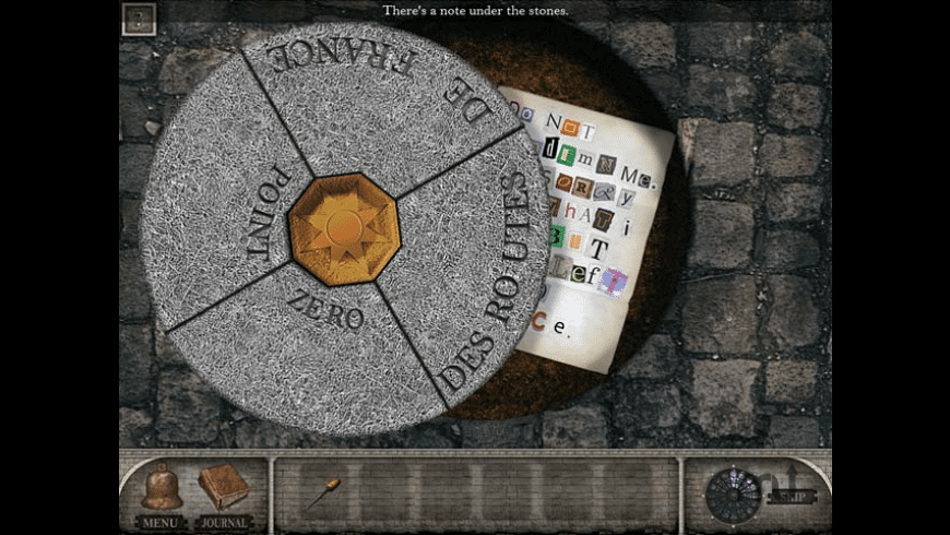 Hidden Mysteries: Notre Dame - Secrets of Paris for Mac - review, screenshots