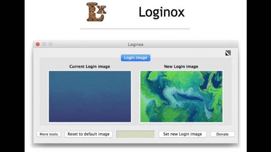 Loginox for Mac - review, screenshots
