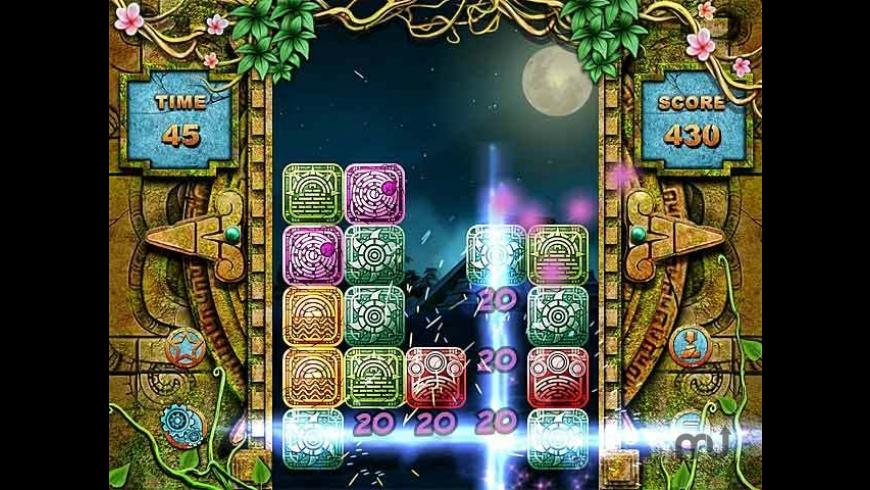 Mayan Puzzle for Mac - review, screenshots