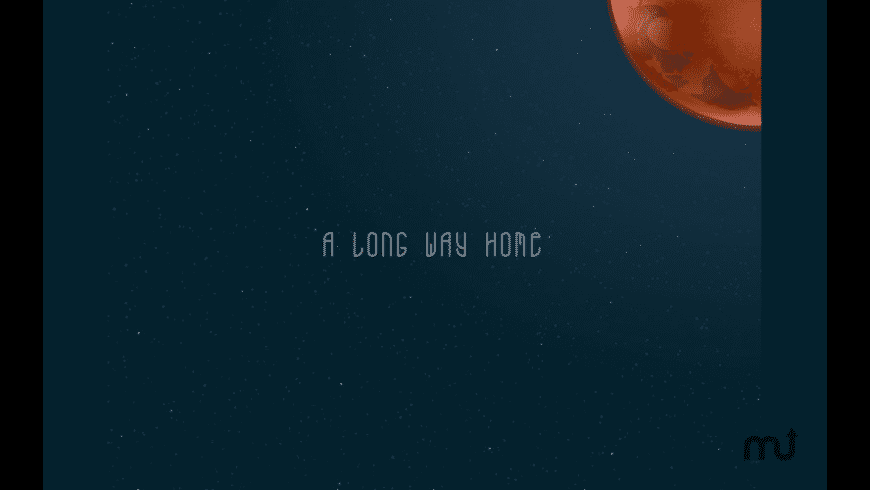 A Long Way Home for Mac - review, screenshots