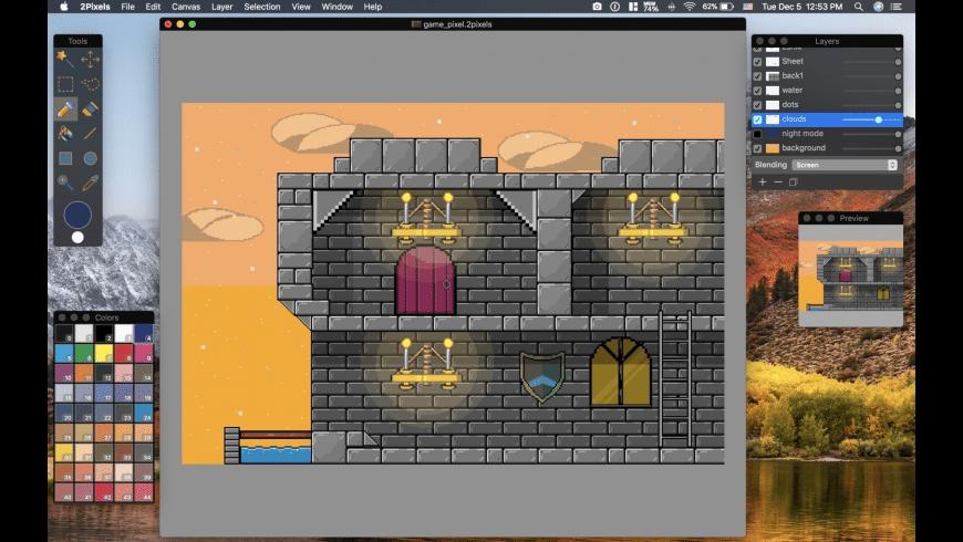 Pexels Draw for Mac - review, screenshots