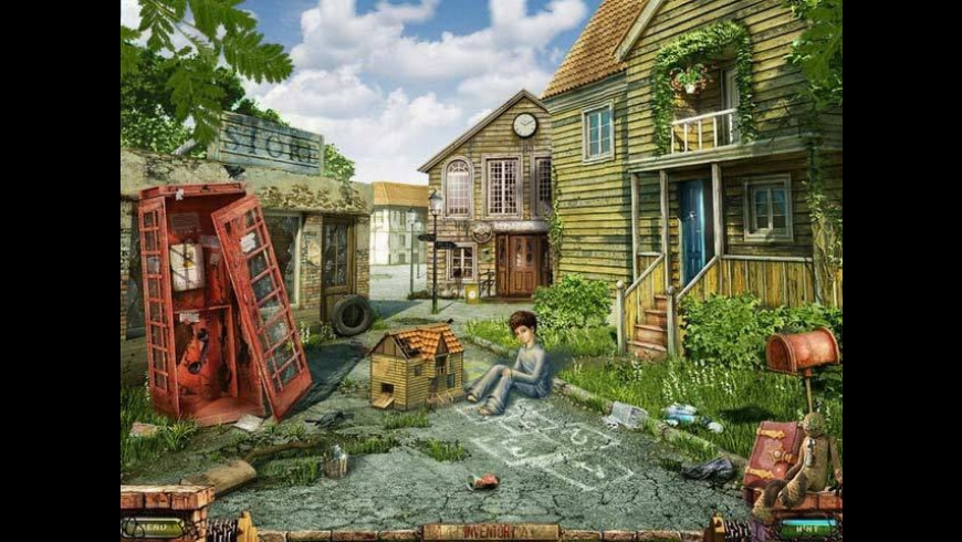 Stray Souls: Dollhouse Story for Mac - review, screenshots